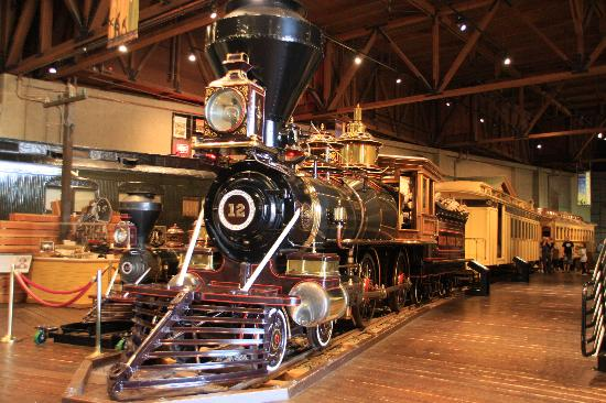 california-state-railroad-museum