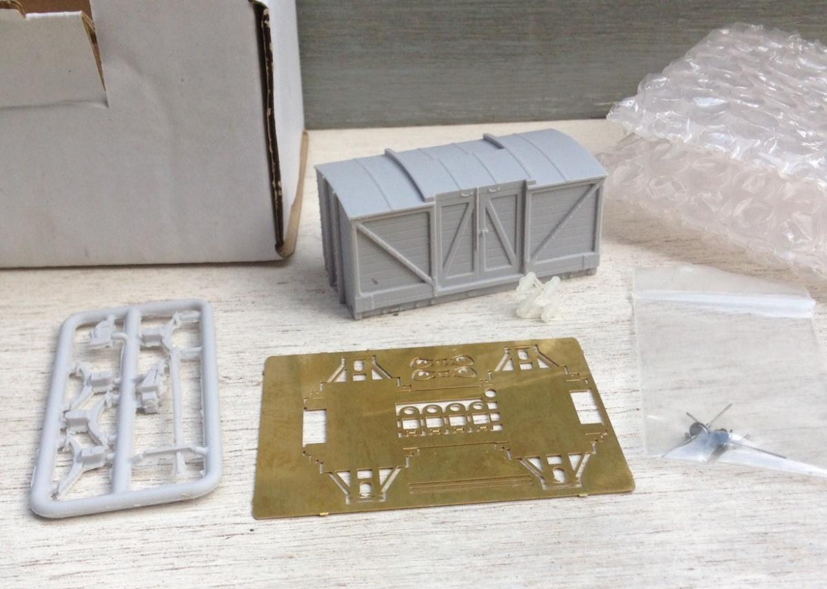 fastrack finescale mousa models cast resin wagon kits Fancy Letter Y Fancy W