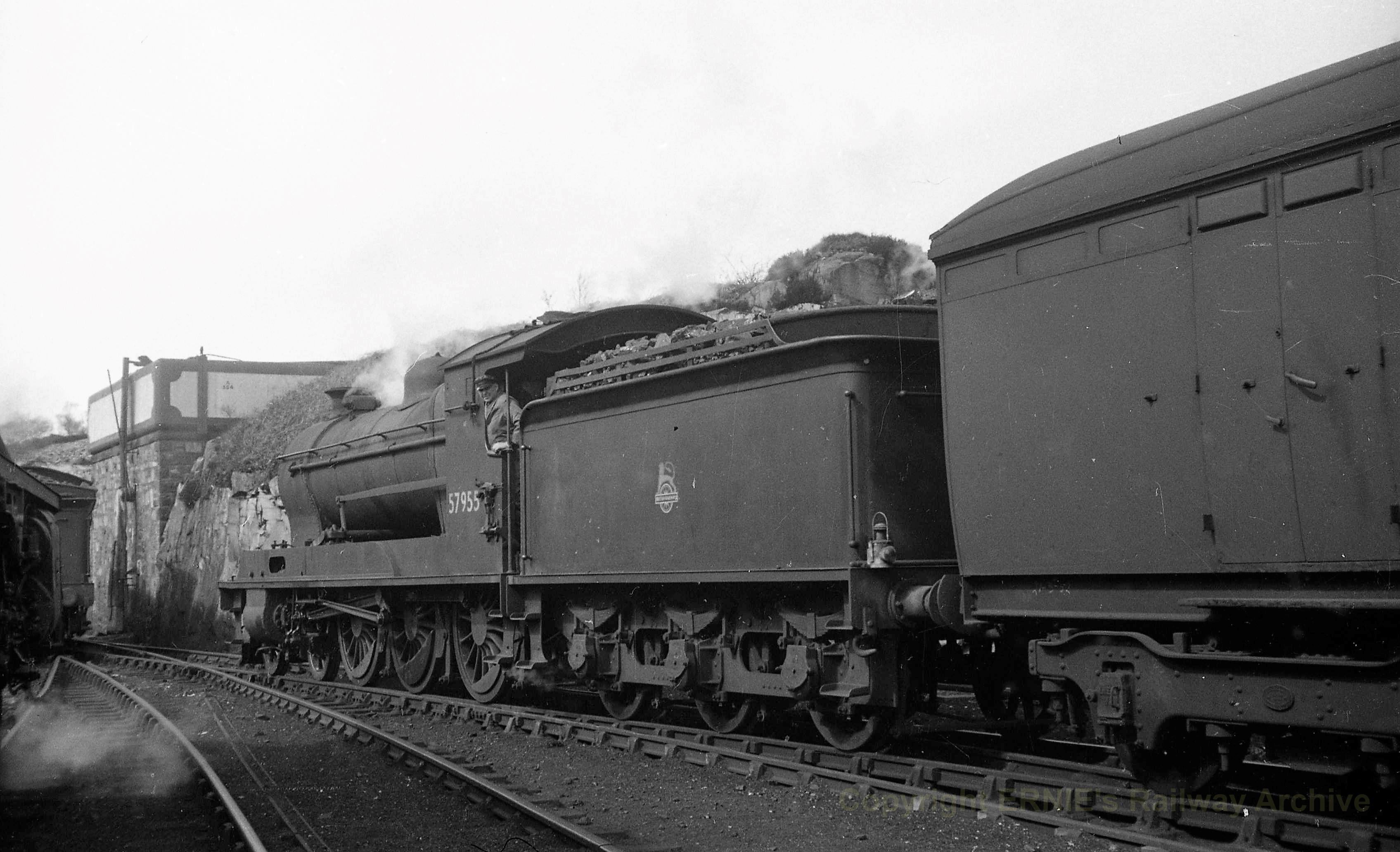 1952-04-22 HR Kyle of Lochalsh, 57955 HC Casserley img606 (3)